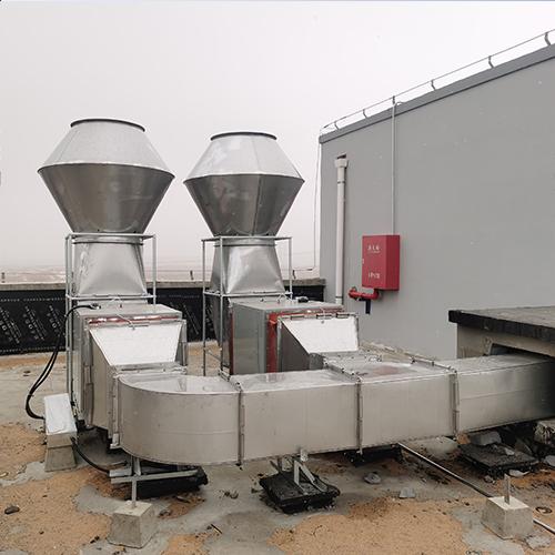 长庆乙烷制乙烯项目中化室