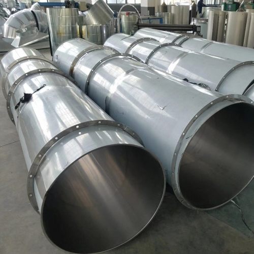 定制不锈钢风管