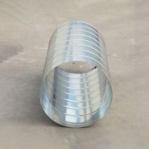 镀锌螺旋风管